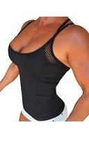 RAW By Adriana Kuhl Tanktop Athletic Black