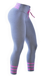 Bia Brazil Tights 5033 Athletic Light Grey
