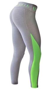 Bia Brazil Leggings 2886 Soft Green Glamour