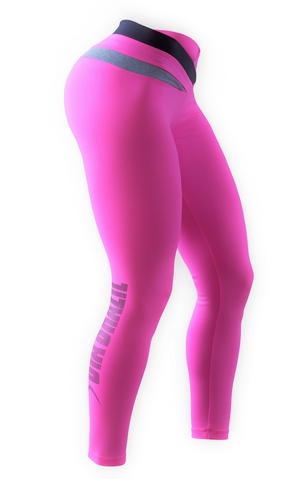 Bia Brazil Tights 2871 Hot Pink