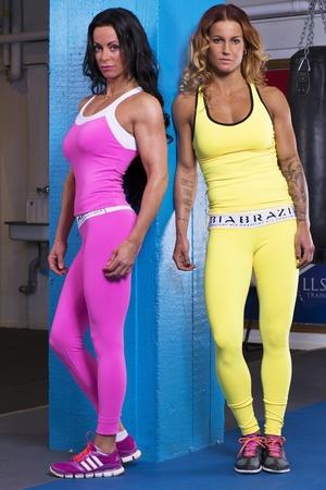 Bia Brazil Leggings 024 Hot Pink