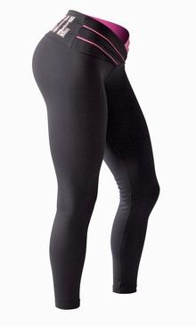 Bia Brazil Leggings 3115 Black / Hot Pink