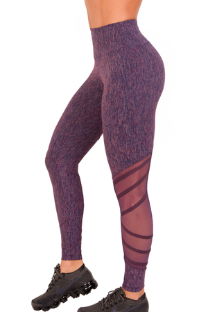 Bia Brazil Tights 5136 Focus Violet Marble