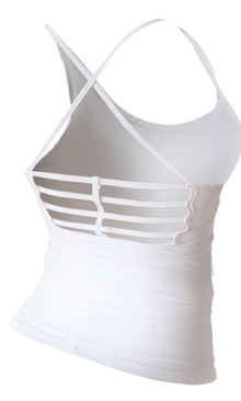 Bia Brazil Tanktop 4464 Cool Fit White