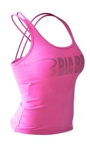 Bia Brazil Tanktop 551 Logo Hot Pink