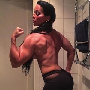 RAW By Adriana Kuhl Bubble Butt Tights Black