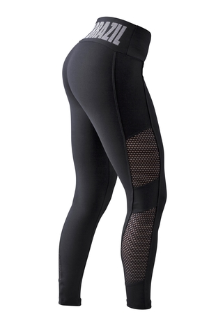 Bia Brazil Leggings 5045 Raw Black