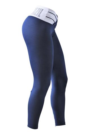 Bia Brazil Leggings 3115 Zip Blue dream