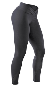 Bia Brazil Leggings 5001 V-CUT Basic Black