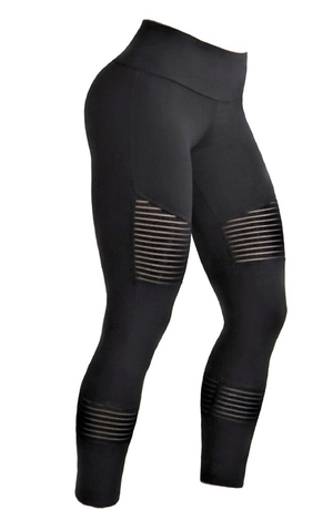 Bia Brazil Tights 5058 Biker Black