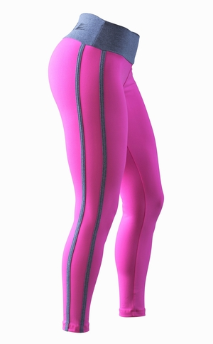 Bia Brazil Leggings 2462 Curves Hot Pink