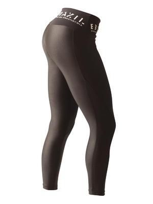 Bia Brazil Leggings 2886 Metallic Black Glamour