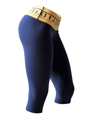 Bia Brazil Short Leggings 024 Midnight Blue