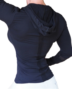 Bia Brazil Jacket Net Black
