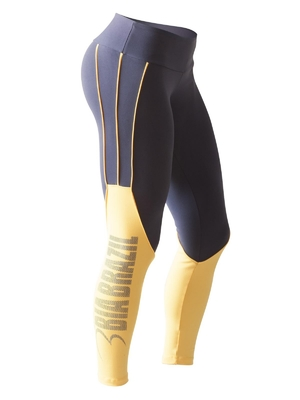Bia Brazil Leggings 3121 Silhouette Midnight Blue / Yellow