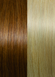 Selected Line #27/140 Tobacco blond With Beige Blond Stripes