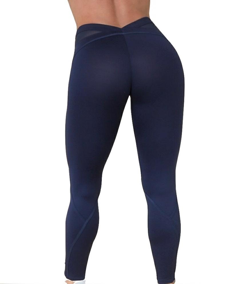 rawadriana kuhl bubble butt tights blue